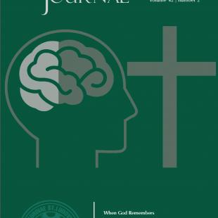 Concordia Journal, Spring 2016