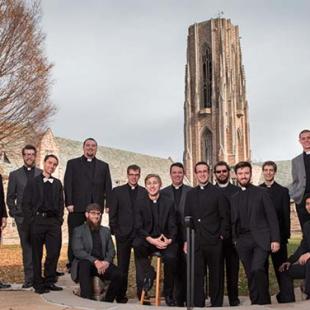 Coming to a town near you: LAUDAMUS choir
